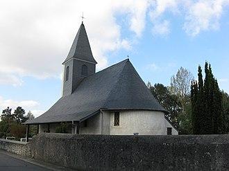 Abidos, Pyrénées-Atlantiques - Abidos Church
