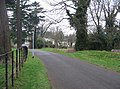 Access road - Down Grange - geograph.org.uk - 725137.jpg