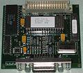 Acorn AEH60 Econet module, showing 15pin D connector.jpg