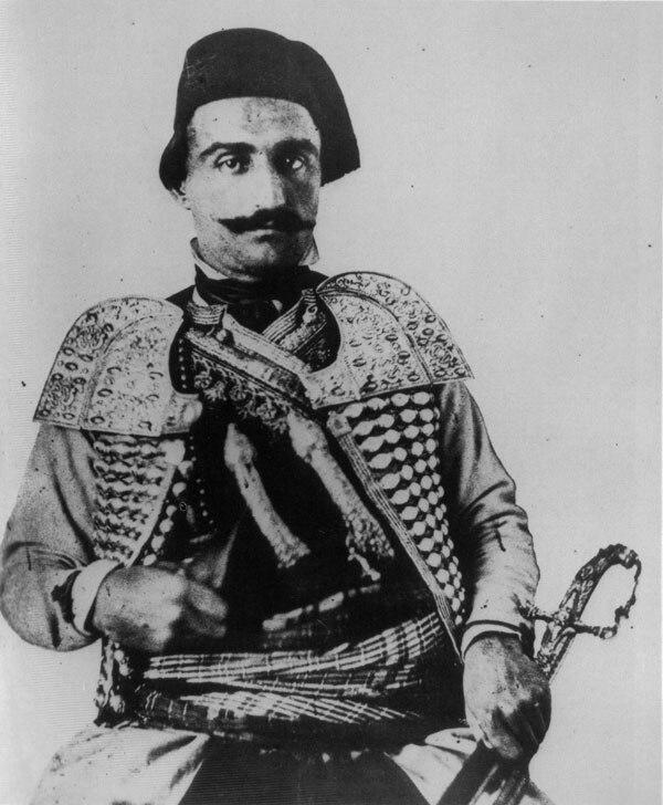 Actor playing Hajduk-Veljko