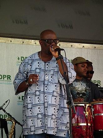 Adams Morgan - Lively music often accompanies Adams Morgan Day festivals.