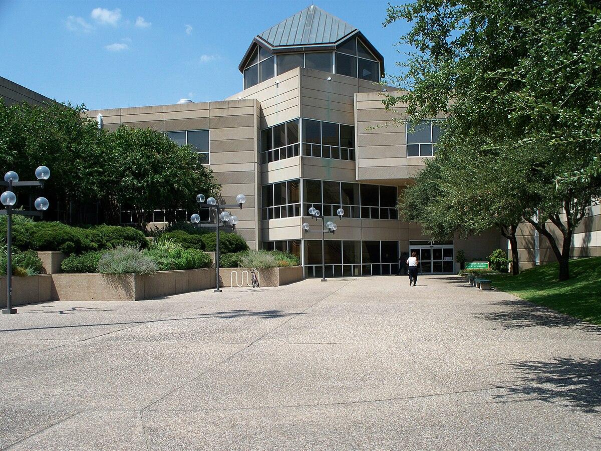 Utd Administration Building