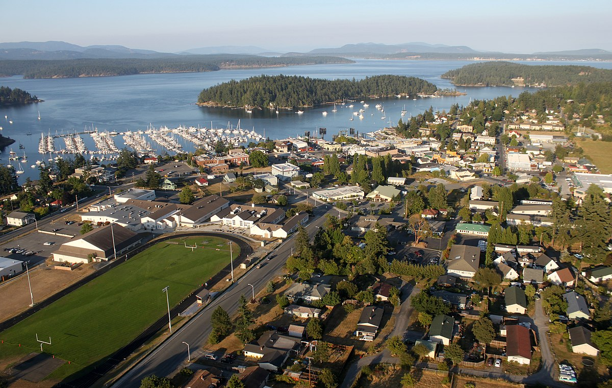 Friday Harbor Washington Wikipedia