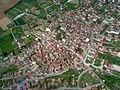 Aerial Steinfeld P1110615 Ortskern.JPG