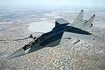 Aerial refuelling of a MiG-31.jpg