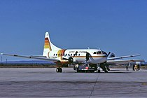 Aero California Convair 340 Groves.jpg