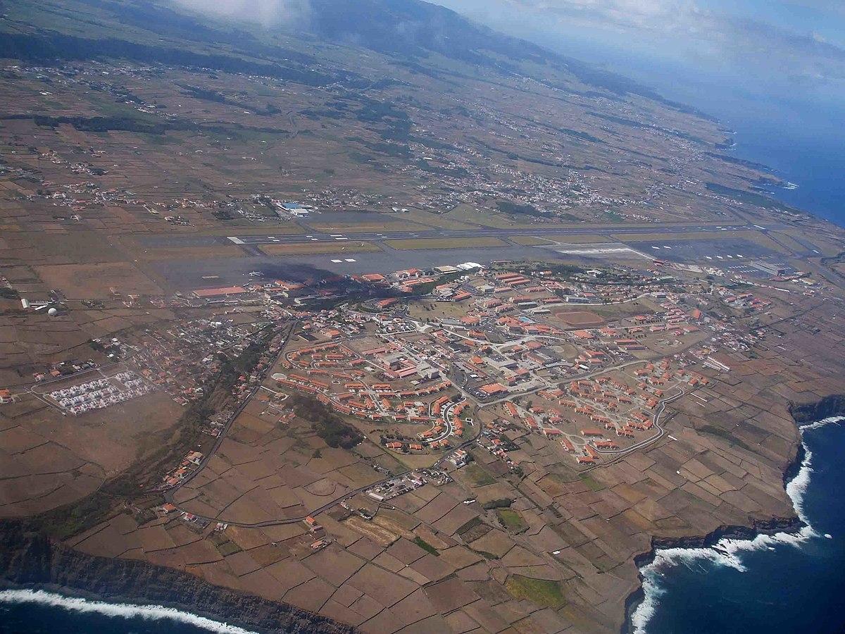 Lajes Field - Wikipedia