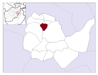 Mir Bacha Kot District District in Kabul Province, Afghanistan