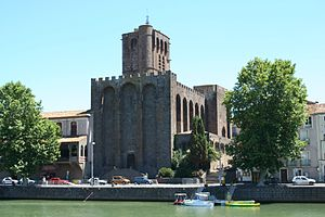 Canton of Agde - Agde Cathedral