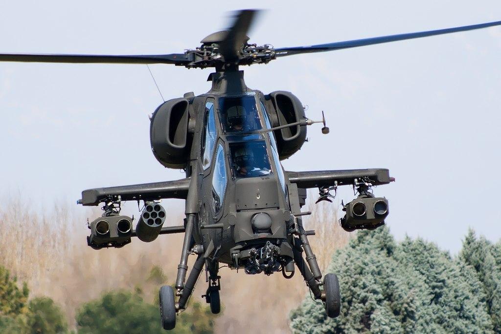 Agusta A129C Mangusta, Italy - Army JP7735250.jpg