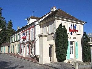 Aigremont, Yvelines - Hôtel de ville