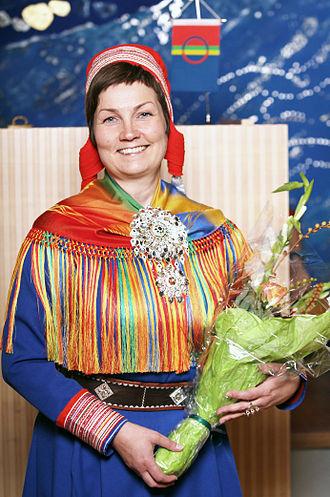 Aili Keskitalo - Image: Aili Keskitalo nyvalgt 2013