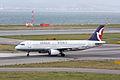 Air Macau, NX855, Airbus A320-232, B-MAX, Departed to Macau, Kansai Airport (17195740562).jpg