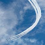 Air Show at Iruma Air Base 2012 - Blue Impulse (8168132217).jpg