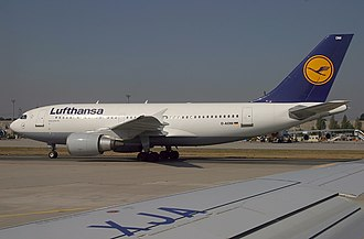 Lufthansa Flight 592 - D-AIDM, the aircraft involved in 2003.