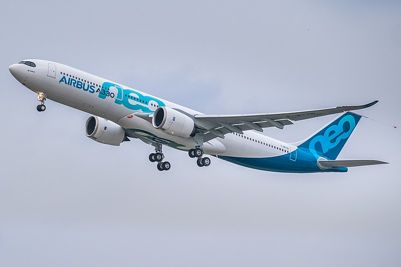 Fájl:Airbus A330neo first take-off (cropped).jpg