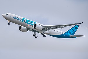 Airbus A330neo first take-off (cropped).jpg