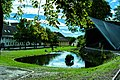 Akershus Fortress Pond.jpg