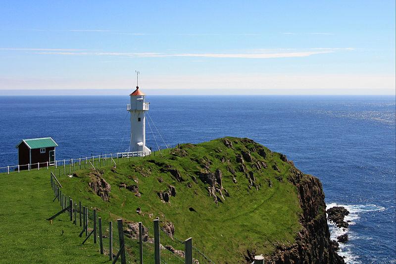 File:Akraberg Lighthouse, Suðuroy, Faroe Islands.jpg ...