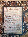 Akte van oprichting Broederschap van de Sanghers te Moock, per 1743.jpg