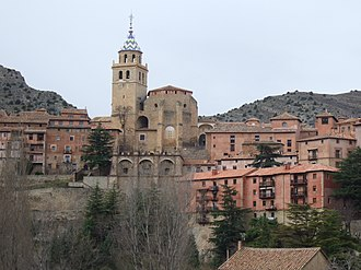 Roman Catholic Diocese of Teruel and Albarracín - Cathedral of Albarracín
