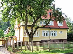 Helene Bresslau Schweitzer - The Schweitzer house and Museum at Königsfeld in the Black Forest