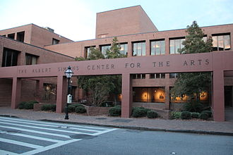 College of Charleston - Albert Simons Center for the Arts