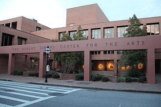 College of Charleston - Albert Simons Center for the Arts