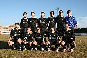 Alcañiz CF - Alcañiz CF 2008
