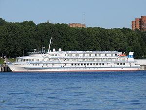 Aleksandr Grin in North River Port 17-jun-2012 02.JPG