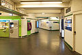 Alesia metro station, Paris 7 April 2014 001.jpg