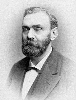 affiche Alfred Nobel