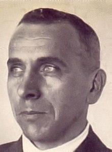 Alfred wegener um 1925