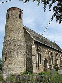 Wacton, Norfolk village in the United Kingdom