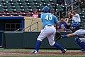 Allan de San Miguel batting (28854327533).jpg