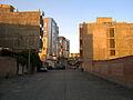 Alley - Abu Reyhan school - Nishapur 2.JPG