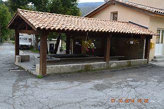 Allons, Alpes-de-Haute-Provence - Allons Lavoir (Public Laundry)
