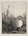 Alphonse Legros - Ruins of a Monastery - 1920.554 - Cleveland Museum of Art.jpg