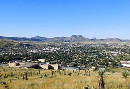 Alpine, Texas from atop Hancock Hill.JPG