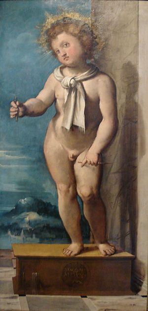 Simon of Trent - Image: Altobello Melone Simonino Trento