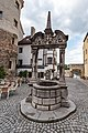 Am Wiedfang, Brunnen Regensburg 20180515 001.jpg