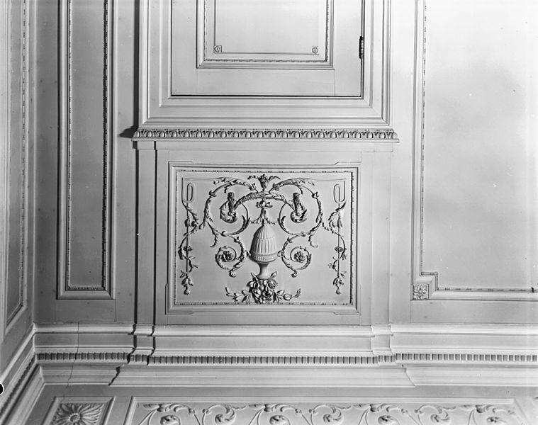 file amaliastr 14 rechter achterkamer dessus de porte 39 s gravenhage 20088070. Black Bedroom Furniture Sets. Home Design Ideas