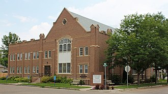 Amanda K. Alger Memorial Methodist Episcopal Church - Image: Amanda K. Alger Memorial Methodist Episcopal Church