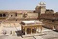 Amer Fort, Inner courtyard, India.jpg