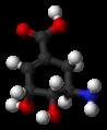 Aminoshikimic-acid-3D-balls.png