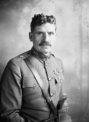 Amos Fries - Brig. Genl. A. A. Fries, 8/5/1921