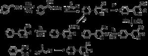 Amrinone - Image: Amrinone synthesis
