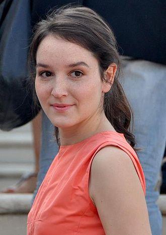 Anaïs Demoustier - Anaïs Demoustier at the 2012 Cannes Film Festival