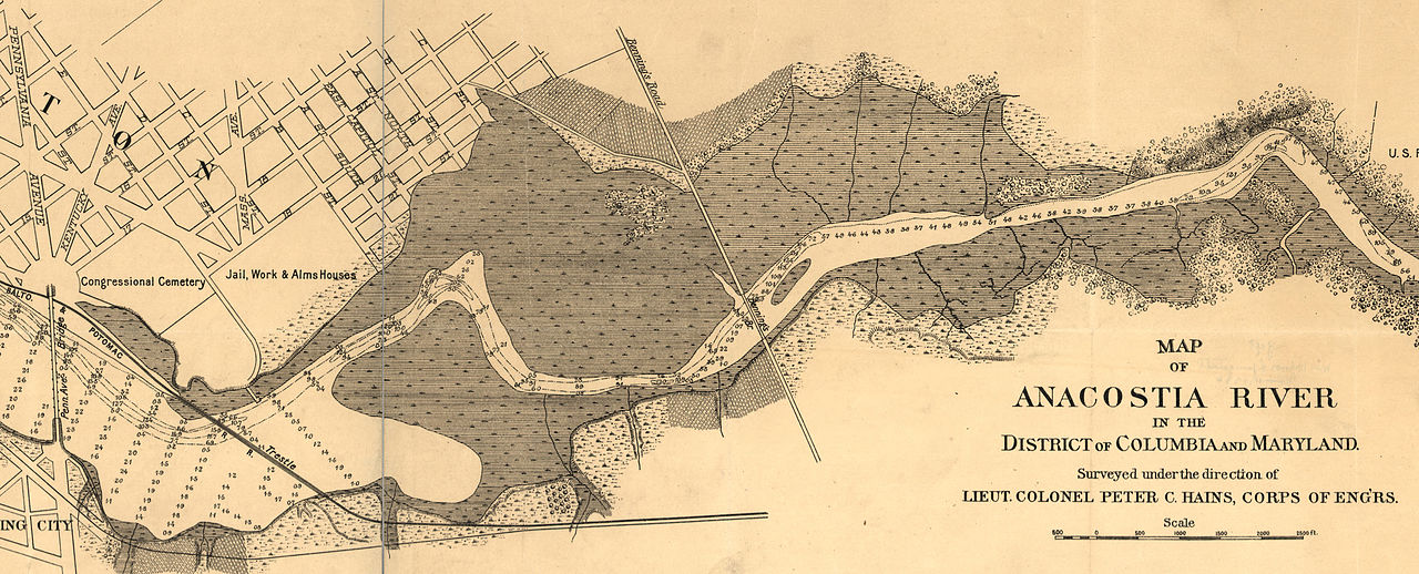 File:Anacostia River Valley - US Army Corps of Engineers - middle ...