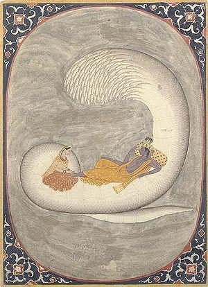 Shesha - Ananta Vishnu